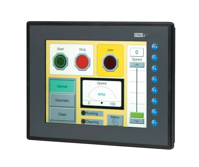 IMO Programmable Logic Controller