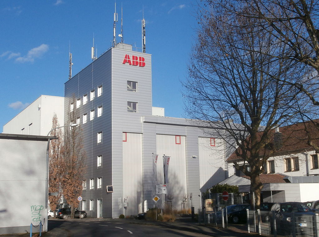 ABB factory in Germany