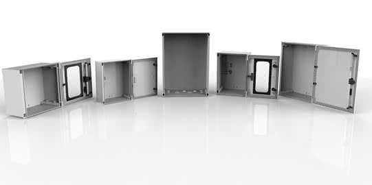 New Safybox BRES Range of GRP Enclosures Now Available at LED Controls