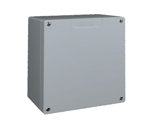GA Cast Aluminium Enclosure