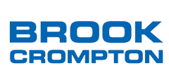 Brook Crompton Brand Logo