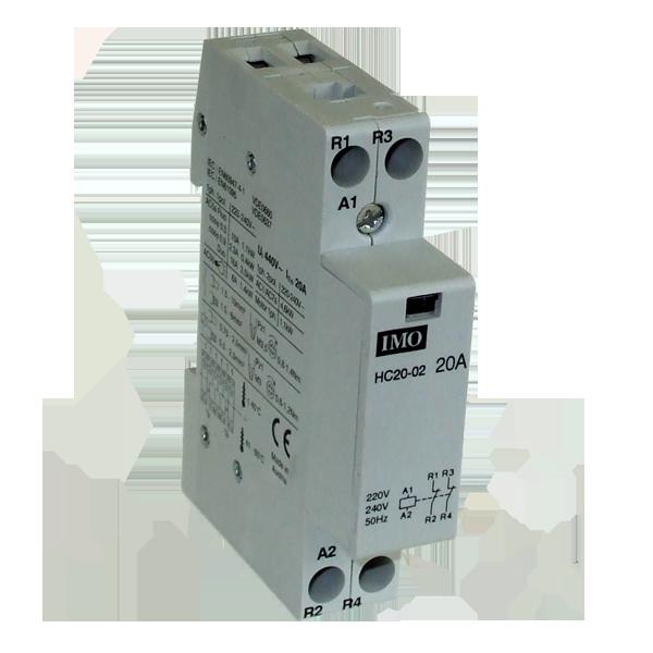 Modular Heating and Lighting Contactor