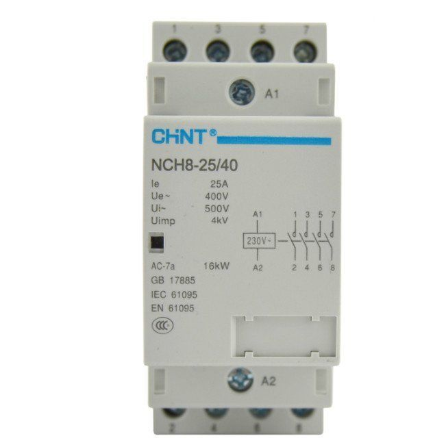 NCH8 Modular Contactors