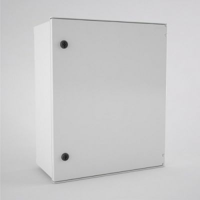 BRES-65 Safybox GRP Electrical Enclosure IP66 with a Plain Door 600Hx500Wx230D