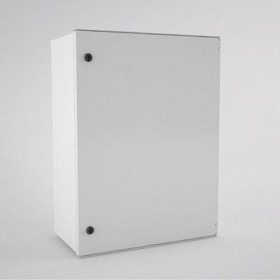 BRES-86 Safybox GRP Electrical Enclosure IP66 with a Plain Door 800Hx600Wx300D
