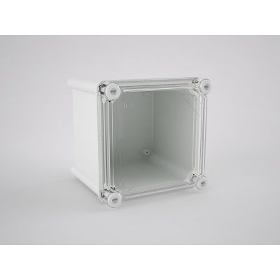 CA-1515 Safybox with a Clear Lid 135Hx135Wx130D