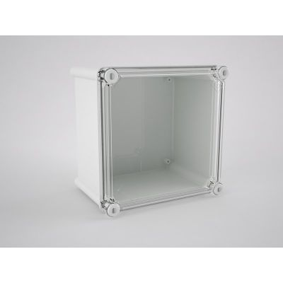 CA-220 Safybox with a Clear Lid 180Hx180Wx130D