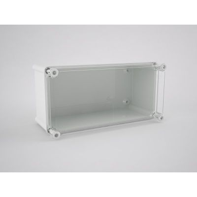 CA-42 Safybox with a Clear Lid 360Hx180Wx170D