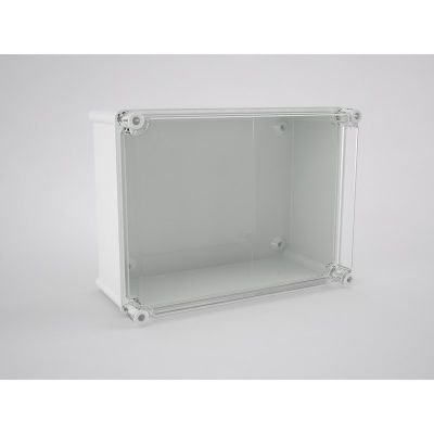 CA-43 Safybox with a Clear Lid 360Hx270Wx170D