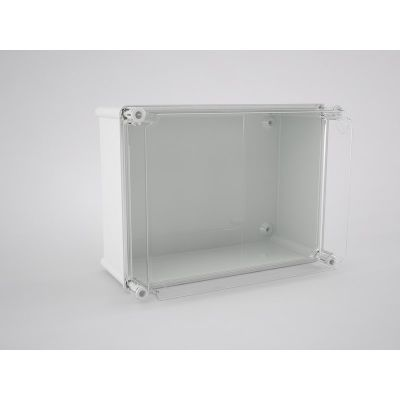 CA-43A Safybox with a High Clear Lid 360Hx270Wx205D