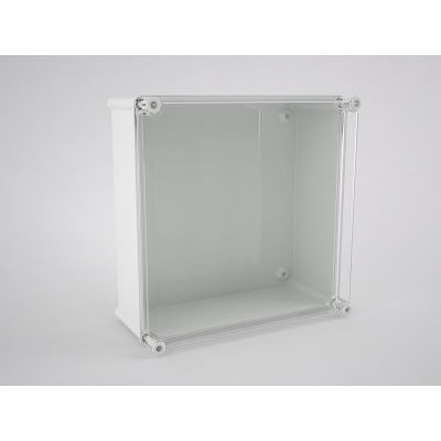 CA-44 Safybox with a Clear Lid 360Hx360Wx170D