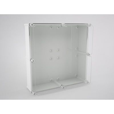 CA-66A Safybox with a High Clear Lid 540Hx540Wx205D