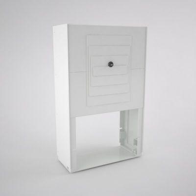 F2-86 Safybox Pedestal for BRES-86 Electrical Enclosure