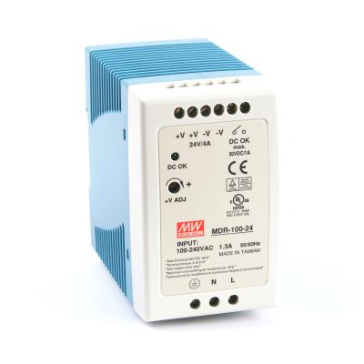 Mean well MDR-100-24 100 Watt Power Supply 24V 4.0A output