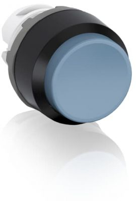abb maintained blue non-illuminated extended push button 22mm mp4-10l