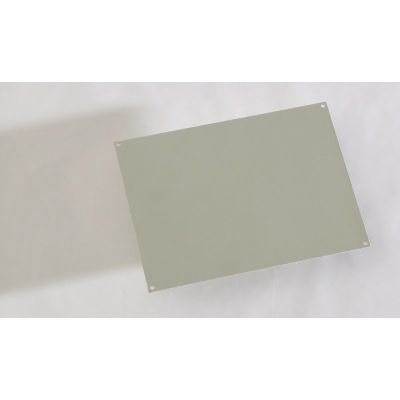 PBP-65 Safybox Polyester Mounting Plate for BRES-65 600x500x4