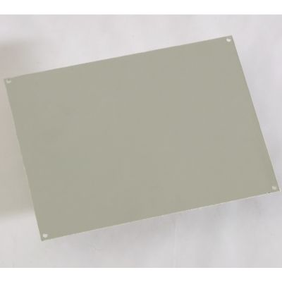 PP-43 Safybox Polyester Mounting Plate 360Hx270W for CA-43 360x270x4
