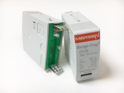 SP12-12K320V Mersen Type 1+2 1P 277V Replacement Cartridge