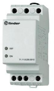 71.11.8.230.1010 Finder Monitoring relay 1 phase AC 230V