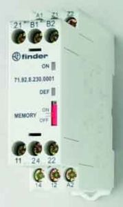 71.92.0.024.0001 Finder Monitoring relay Thermistor relay DC 24V