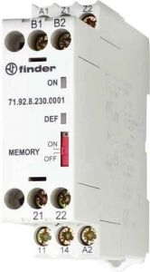 71.92.8.230.0001 Finder Monitoring relay Thermistor relay 230V
