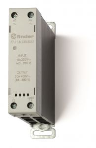 77.31.9.024.8051 Finder solid state relay (SSR) DC 24V 60/440VAC