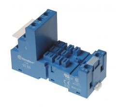 92.03SMA Finder relay base din rail mount for relays 62.32 62.33