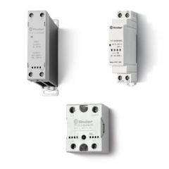 77.45.8.230.8650 Finder solid state relay (SSR) 230V 48/600VAC