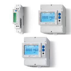 7E.36.8.400.0010 Finder Energy meter 3ph 65A (50Hz) 3 x 230/400V
