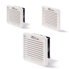 7F.80.9.024.3100 Finder Filter Fan DC 24V 100 mc/h