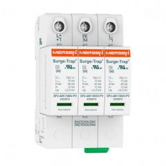 Mersen Surge Protector Type 2 SPD 3 Pole 1000 Volt D/C 20KA Y-P Volt Remote Indication