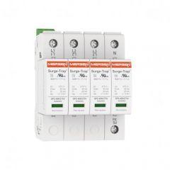 Mersen Surge Protector Type 2 SPD 4 Pole 230/400 Volt 20KA IT Remote Indication