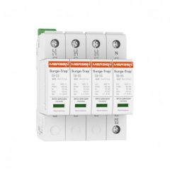 Mersen Surge Protector Type 2+3 SPD 4 Pole 230/400:277/480 Volt 10KA TNS