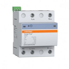 Mersen Surge Protector Type 2+3 SPD 2 Pole 230 Volt 10KA TT/TNS EMI Remote Indication