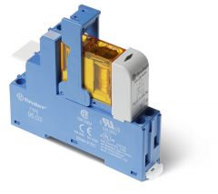 Finder 9503.SPA 95 Series relay base for 40, 41 and 43 series Finder Relays