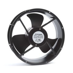 A25489.115 ETE 115V AC cooling fan - 89 D x 254 W x 254 H mm - 17.00~18.80 cu m/min free blowing