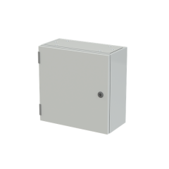 srn7525k abb electrical enclosure with blind door and back plate 700x500x250mm