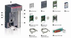 ABB tk504:ac500 plc,progr.cable,d-sub/d-sub