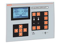 Lovato transfer switch controller withn graphic display 110-440vac / 12-24-48vdc