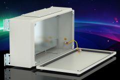 BK.20.20.12 Tempa Pano Steel Electrical Enclosure 200x200x120 IP66