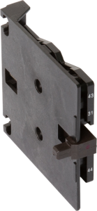ABB cal16-11d side mounted instantaneous aux contact block