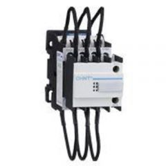 cj19-63-21-240v chint 230vac 43a 2no + 1nc contactor for power factor correction