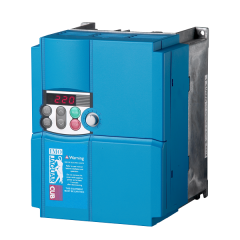 cub9a-4e jaguar inverter + filter 4.0kw, 3phase, 400v, 9amp single rated for ct ip20