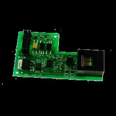 cubrs485 cub option card rs485 communication card rj45 connection