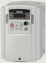 CV-4005-H3F Teco 3.7KW/8.8Amps IP20 Inverter Commercial Filter 3 Phase Input 3 Phase Output