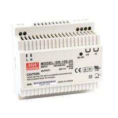 Mean well DR-100-24 100 Watt Power Supply 24V 4.20A output