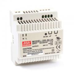 Mean well DR-30-24 30 Watt Power Supply 24V 1.50A output