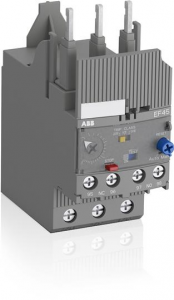 ABB ef45-45 electronic overload relay 15a - 45a