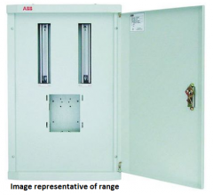 ABB type b tp & n distribution boards epb25-304c 4 way distribution board