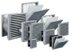 Pfannenberg 11865153055 PF65.000 115VAC IP55 UV EMC 4th Gen Filterfan 505m3/h